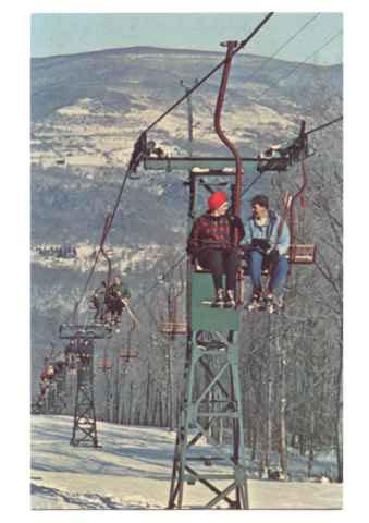 Summit Chair Lift