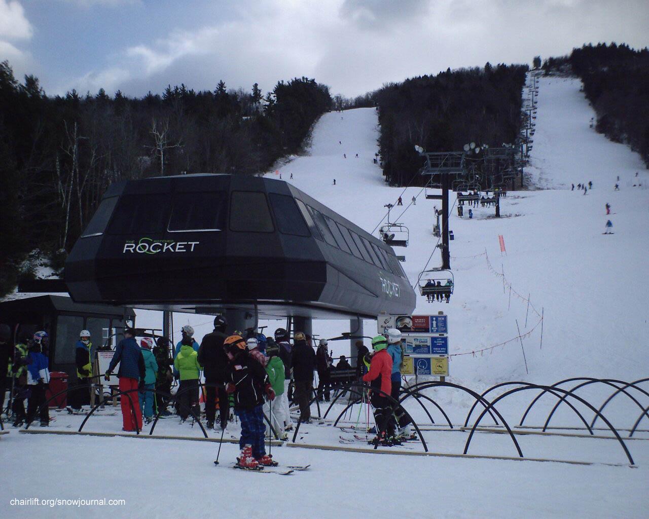crotched mountain, nh ski lifts and history