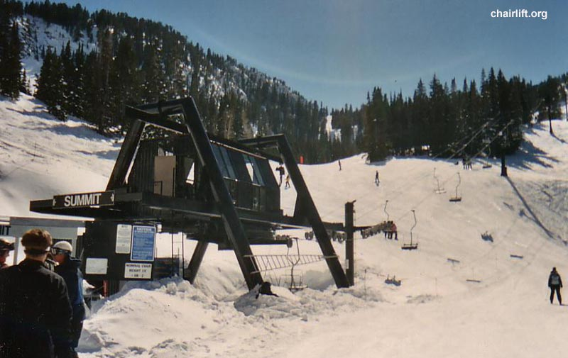 Summit Chair Lift solitude